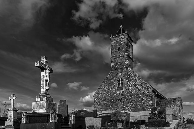 Ecault church