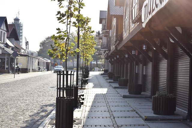Jaroslawiec main street