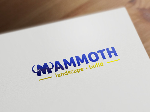Mammoth Logo | by orderdesign