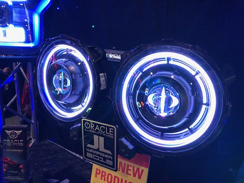 ORACLE JEEP JL Oculus Headlight | by ORACLE LIGHTING