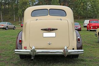 1937 Buick 40 Special Sedan