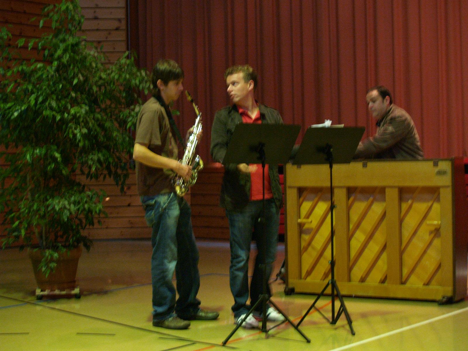Solistenwettbewerb 2007 - Rüthi