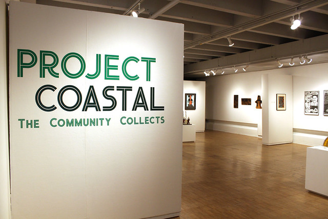 Fall 2018: Project Coastal: The Community Collects