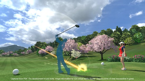 Everybody's Golf VR | by PlayStation.Blog