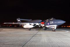 De Havilland Sea Vixen FAW.2 | G-CVIX (XP924) | Navy Wings