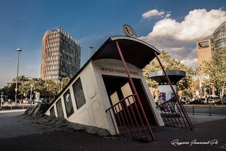 Stazione Metro di Frankfurt