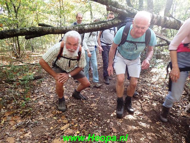 2018-10-10 Amersfoort-zuid     Natuurtocht        24 Km   (107)