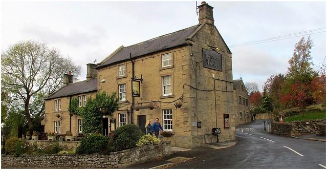 The Tavern at Tansley.