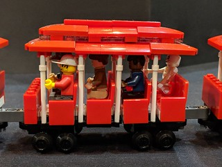 Amusement Park Train (Car 2) | by Bill Ward's Brickpile