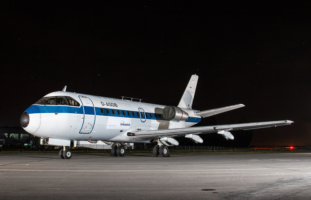 EGBP - VFW-Fokker VFW-614 - D-ASDB