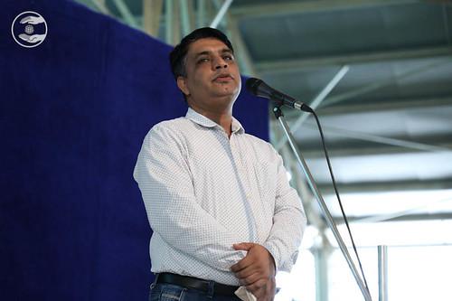 Naveen Kumar from Patel Nagar, expresses his views
