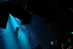 GusGus @ Melkweg Amsterdam, October 2018