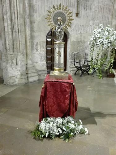 Праздник Девы дель Пилар. Октябрь 2018