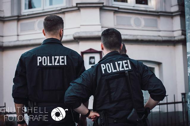 11.10.2018 Oldenburg - Demo gegen VAB und Berliner Zimmer (2)