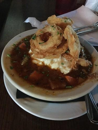 Rib stew