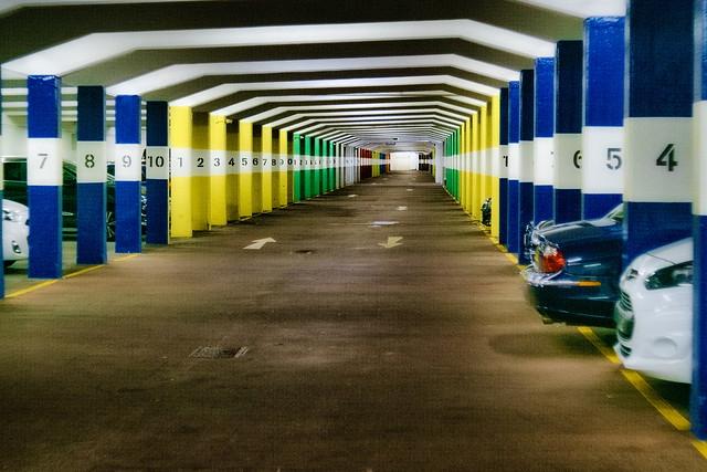 Underground 4, Hastings.