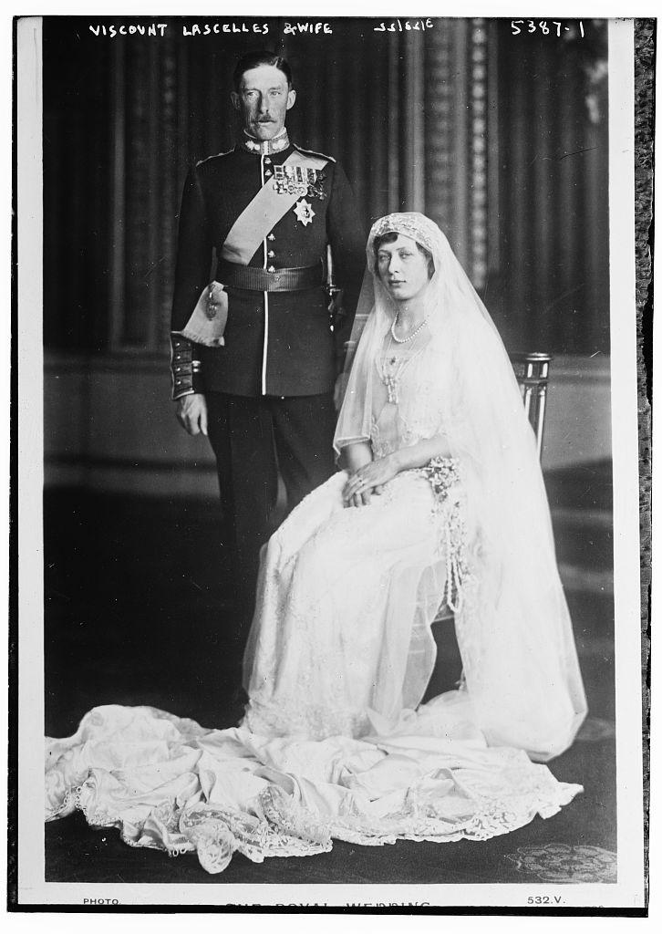 Viscount Lascelles & wife (LOC)
