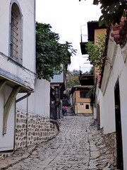 Plovdiv, old town (4)
