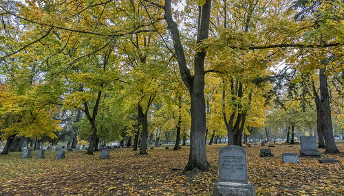 home archibald malcolm mountain view cemetery ashland oregon fall autumn nikon graves d500 tokina 1120mm f28 historic al case