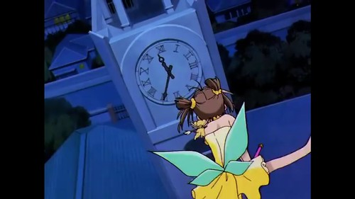Cardcaptor Sakura clock tower VIII