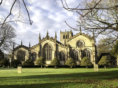Holy Trinity Parish Church Kendal | by ijwilki
