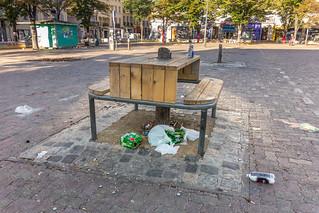 La Plaine Pour un arbre abattu, 24 heineken offertes   by Bernard Ddd
