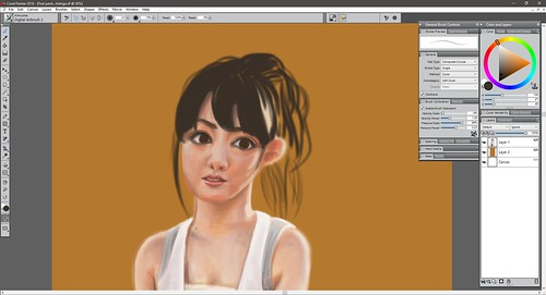 Sayu Corel Painter 2018 XVI