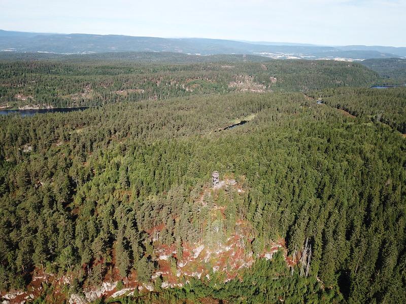 04-Tårnet på Seteråsen (drone)