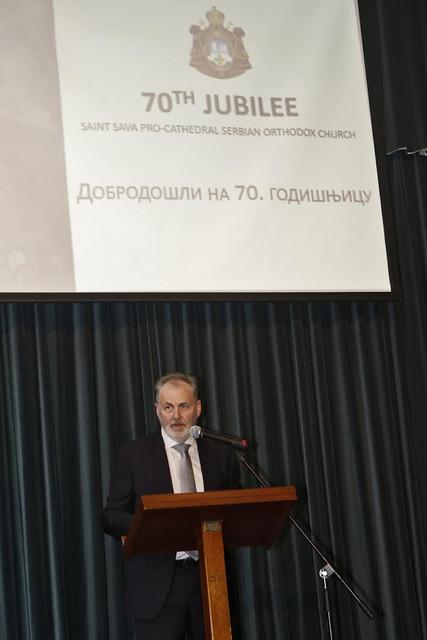 Водитељ програма Никола Лукић