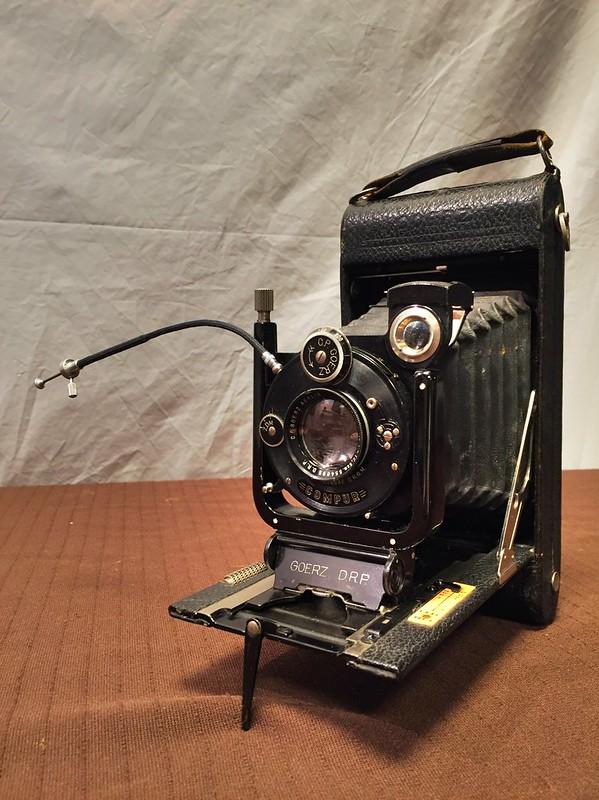 Goerz Roll Film Tenax 8x10.5