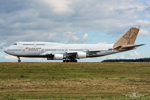 Atlas Air - Boeing 747-481 - N263SG