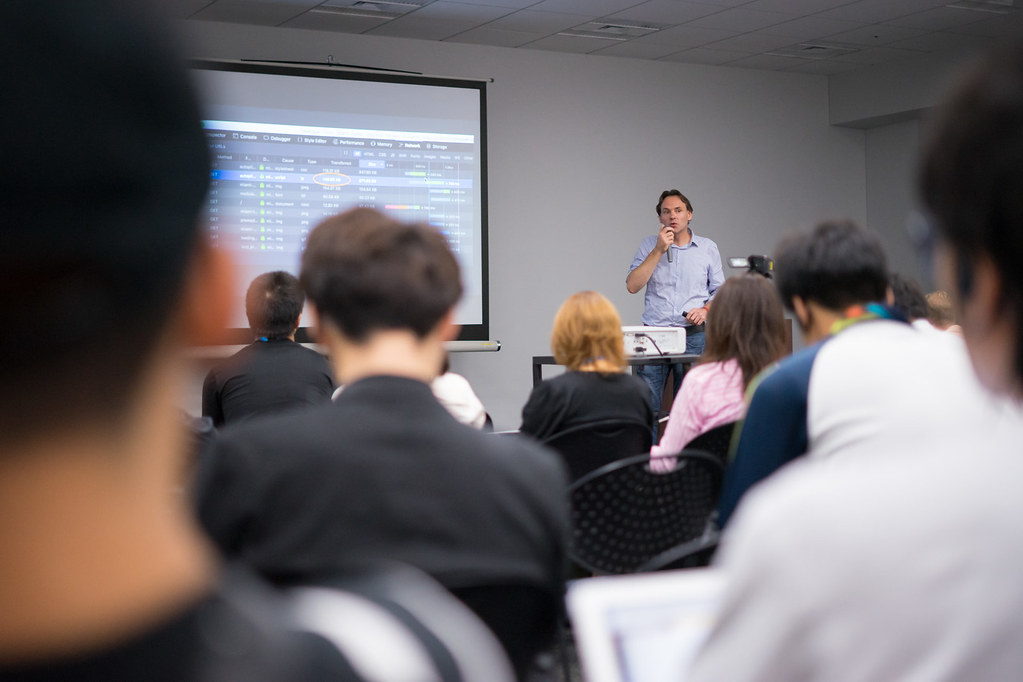 WordCamp Tokyo 2018 Session Day