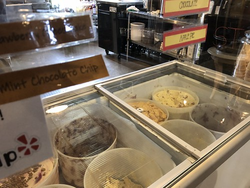 Delmonte - the crossing + ice cream | by Candace Nelson