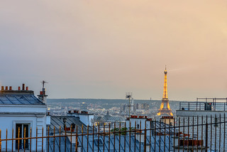 Parisian rooftops | by fbkphotography