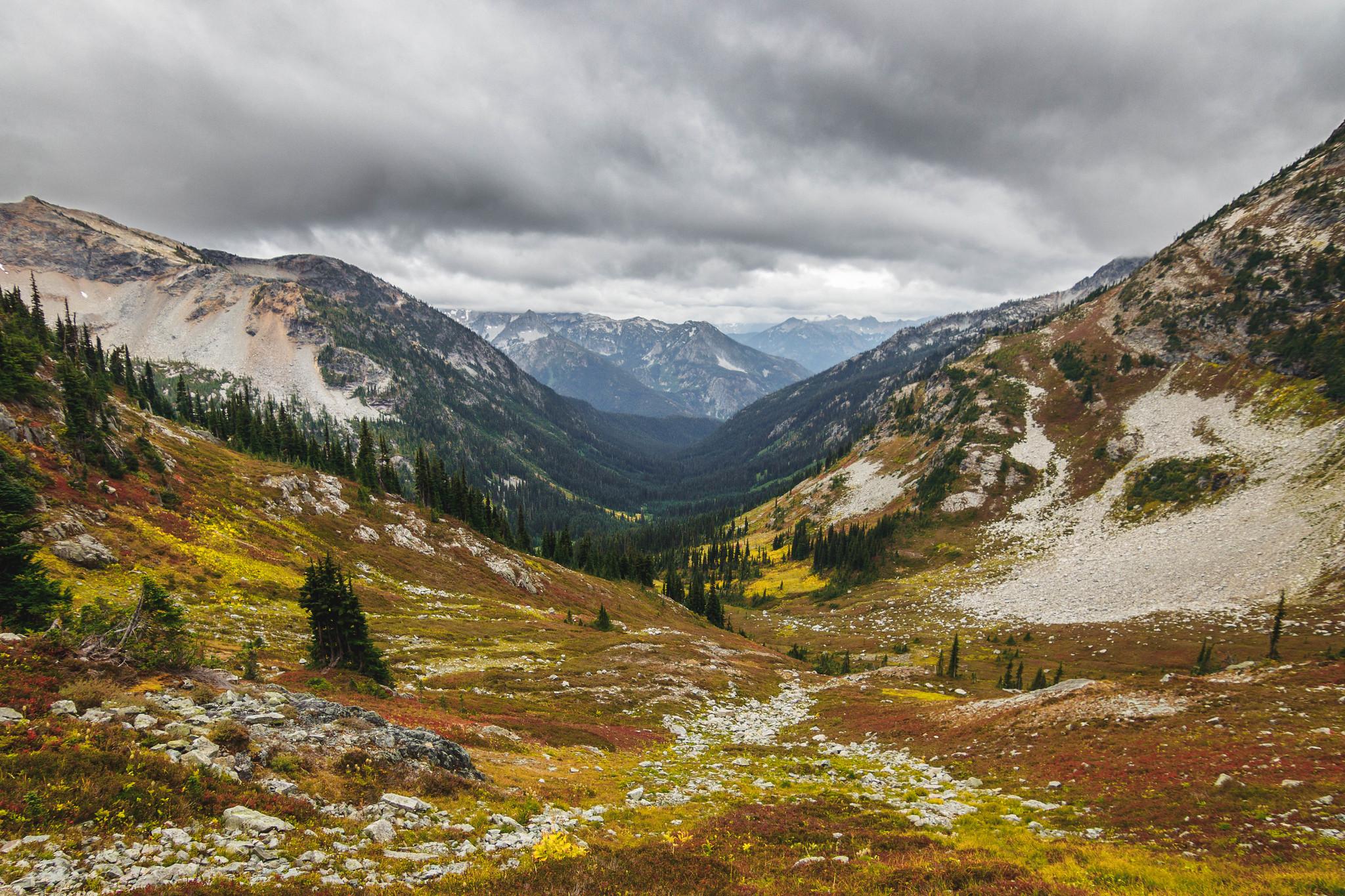 Maple Creek Basin