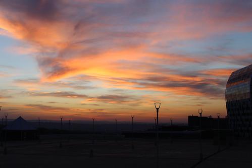 cloud patterns cloudpatterns cloudpattern pattern sandton johannesburg southafrica south africa gauteng sky skyscraper skyscrapers skyline buildings building architecture sun sunset sunlight sunsets lights light