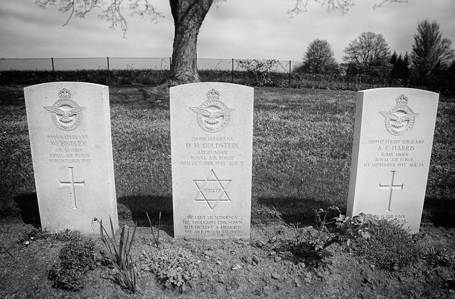 Hannover War Cemetery