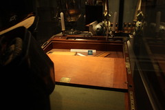 Ship's Portable Desk and Calculating Devices