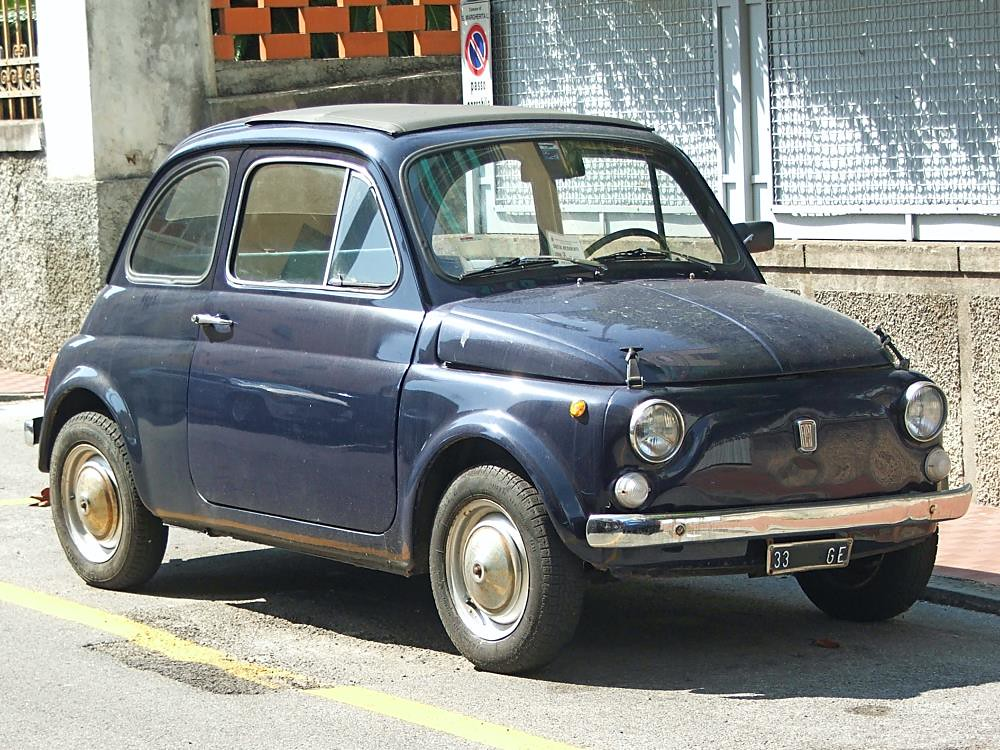 Fiat 500 F 1967 Filippo Flickr