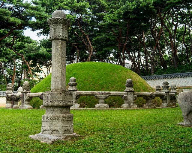 Jeongneung Royal Tombs