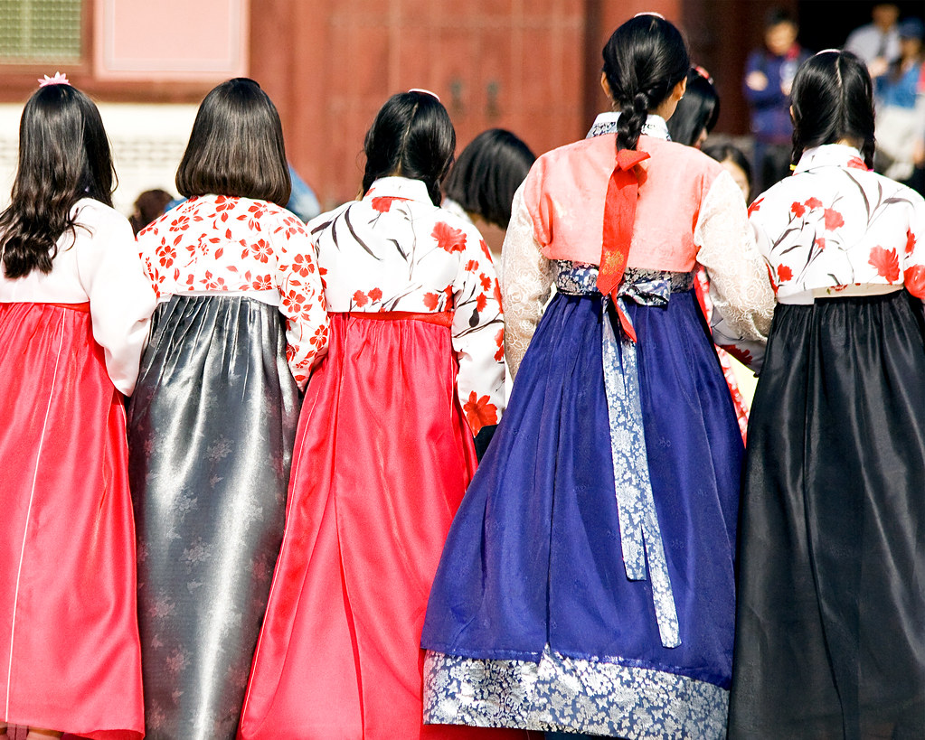 Hanbok Party, Seoul | In Seoul its very popular to visit the… | Flickr