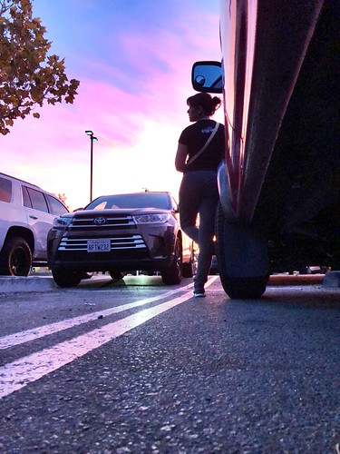pickuptruck truck toyota thursday canyoncountry iphone8plus shopping 10secondtimer timer sunset 365days