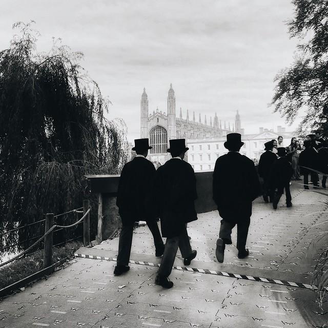 Cambridge 13 October 2018