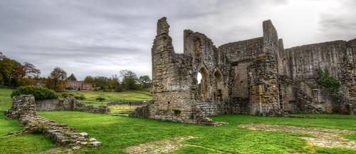 abbey ruin heritage