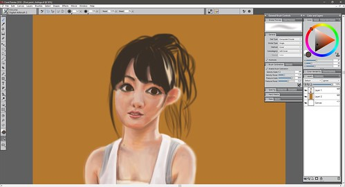 Sayu Corel Painter 2018 XV