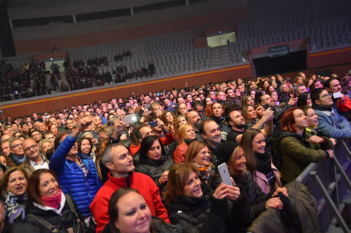 Concierto Loquillo en el Arnedo Arena