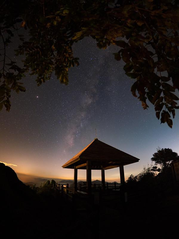 隙頂之夜|Milkyway