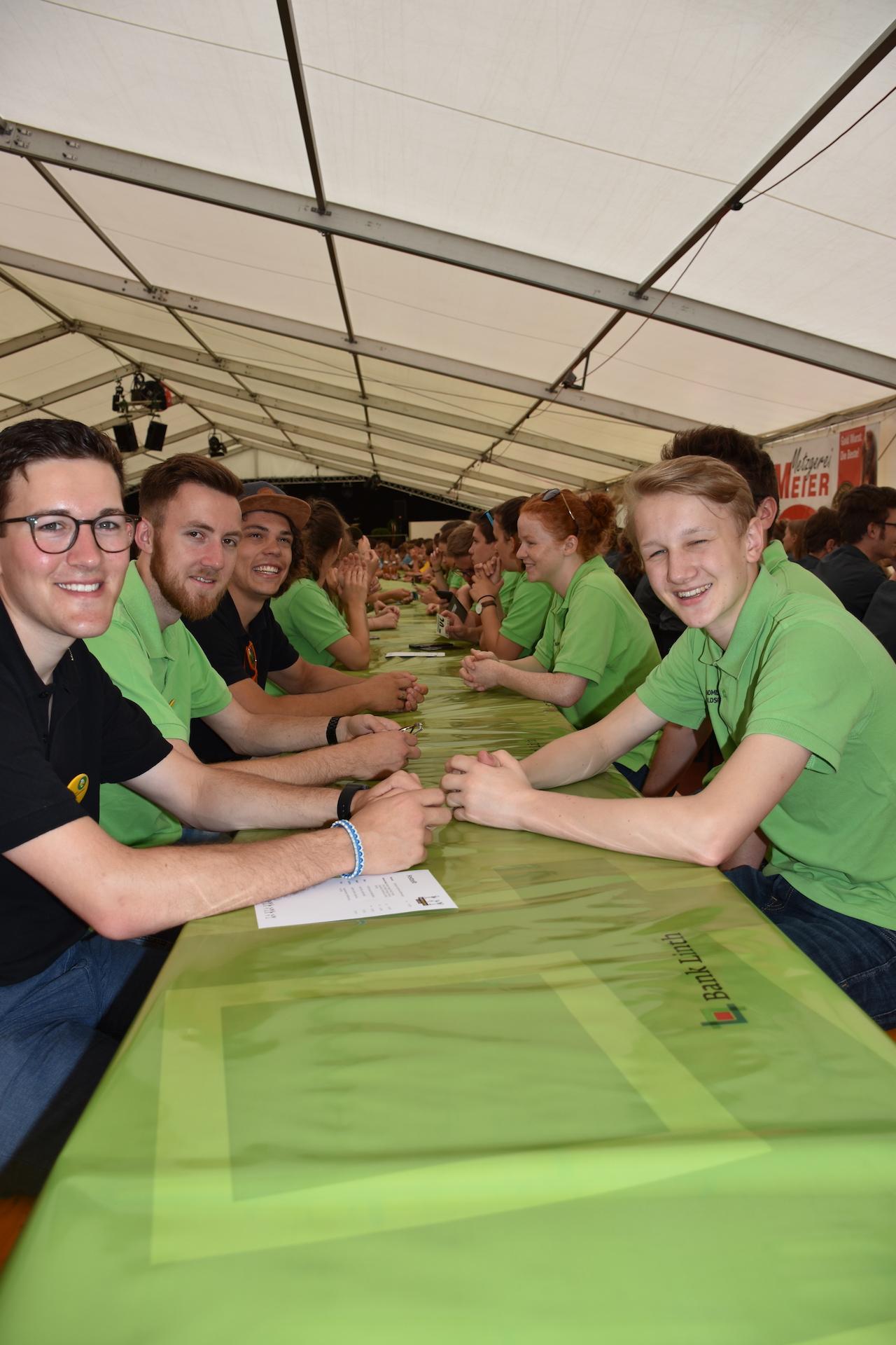 JM Treffen 2018 - Gommiswald