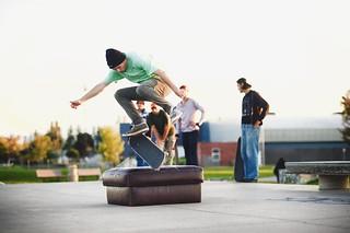 #skateboard #kickflip #skateboarding #skatepark #skate #kickflip #skate #ontario #canada #d700 #nikon #fullframe #85mm