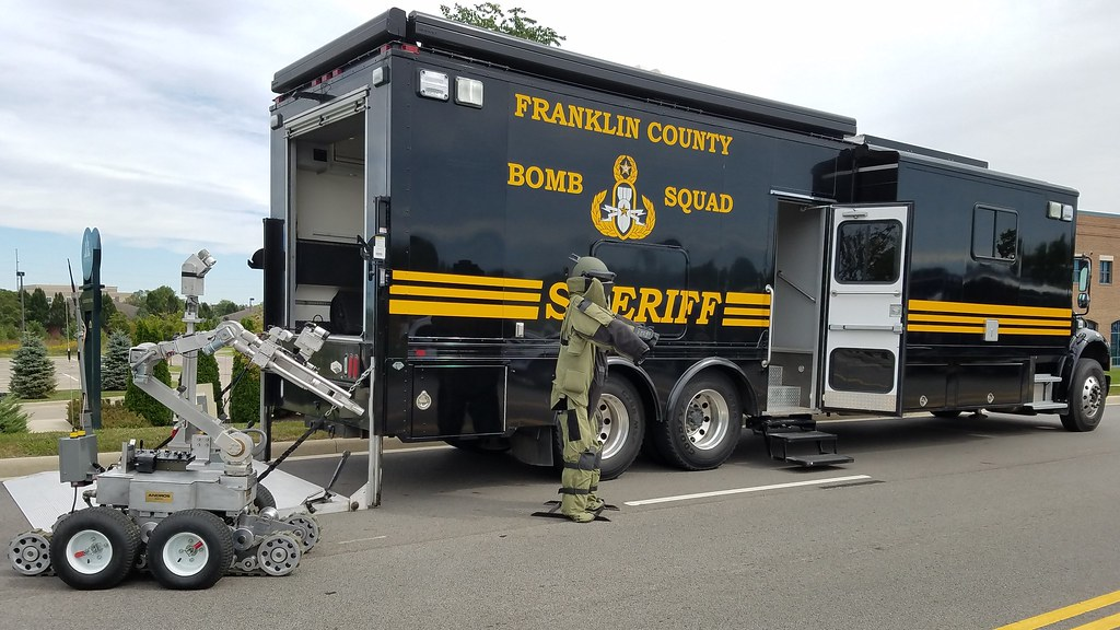 Sheriff Bomb Squad | Franklin County, Ohio Sheriff's Office